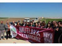 HDP'nin 'hayır' kampanyasının ikinci etabı başladı