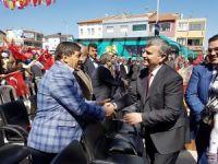Başkan Akyürek, Yunak'ta ilçe buluşmalarına katıldı