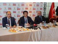 Bakan Zeybekci, ABD'nin tutuklama kararını değerlendirdi