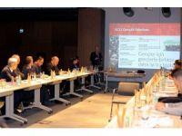 Türkiye Kamu-Üniversitesi-Sanayi İşbirliği Toplantısı AGÜ'de Yapıldı