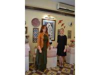 Edremitli girişimci bayanların ilk sergisi