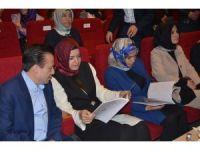 """Aile ve Sosyal Politikalar Bakanı Kaya, """"Anne Oluyorum"""" projesini tanıttı"""