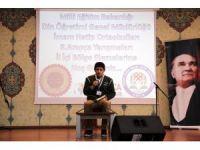 8'inci Arapça Yarışması Esenyurt'ta gerçekleşti