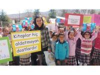 Darende'de Kütüphaneler Haftası etkinliği
