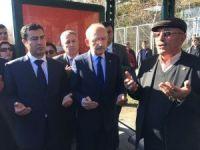 Kılıçdaroğlu Kayseri'deki Şehitler Durağını ziyaret etti