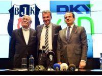 Beşiktaş, DKY İnşaat ile işbirliği anlaşması imzaladı