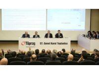 Tüpraş'ın 57'nci Genel Kurul Toplantısı gerçekleştirildi