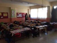 AFAD'ın okullardaki afet bilinci eğitimleri devam ediyor