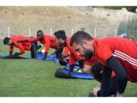 Evkur Yeni Malatyaspor'da derbi hazırlıkları sürüyor