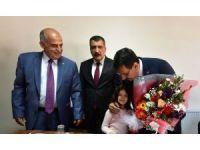 Bakan Tüfenkci yetim aileleriyle bir araya geldi