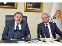 """Başkan Mersinli:""""Ege Bölgesinin lokomotifi Manisa"""""""