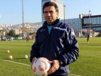 Özköylü, Balıkesirspor maçı için umutlu konuştu