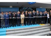Bakan Müezzinoğlu, Gaziantep'te SGK yeni hizmet binasını açtı