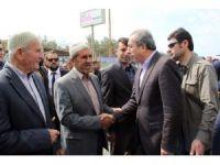 AK Parti Genel Başkan Yardımcısı Eker Silvan'da