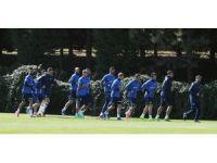 Fenerbahçe'de Karabükspor maçı hazırlıkları sürüyor