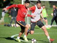 Galatasaray'da Adanaspor maçı hazırlıkları