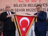 """Bakan Avcı, Bilecik'te """"Yaşayan Şehir Müzesi""""nin açılışını gerçekleştirdi"""
