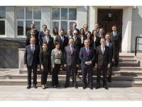 Türk Eğitim Derneğinin yeni yönetimi belirlendi