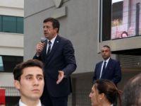 """Bakan Zeybekci: """"Terör örgütleri Avrupa ile aramız bozulsun istiyor"""""""