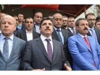 AK Parti Genel Başkan Yardımcısı Yasin Aktay Şırnak'ta