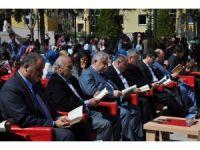 NEÜ'de 53. Kütüphane Haftası etkinlikle kutlandı