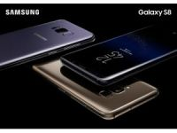 Samsung yeni telefonu Galaxy S8'i tanıttı