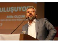 """Olçum: """"16 Nisan Türkiye'nin yaşadığı gelgitlerin sona erdiği gün olacaktır"""""""
