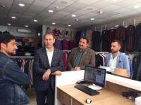 Ak Parti Siirt teşkilatı referandum çalışmalarını sürdürüyor