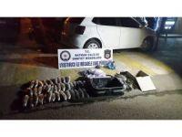 Batman'da uyuşturucu ticareti yapan 3 kişi tutuklandı