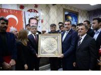 """Bakan Tüfenkci: """"Cumhurbaşkanlığı hükümet sistemiyle beraber Türkiye atağa, depara geçecek"""""""