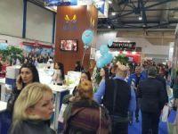 Ukrayna Fuarı'nda Kuşadası standı açıldı