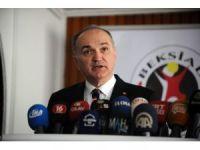 """Bakan Özlü: """"16 Nisan'da Türkiye şaha kalkacak"""""""