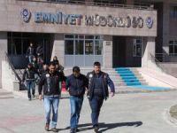 Yozgat'ta uyuşturucu operasyonunda 3 kişi tutuklandı