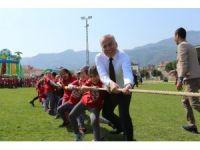 Çocuk Şenliği Buldan'a taşındı