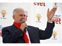 """Başbakan Yıldırım: """"Parlamenter sistem 2007'de değişti"""""""