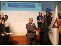 '48. Lise Öğrencileri Araştırma Projeleri Konya Bölge Yarışması' ödülleri sahiplerini buldu