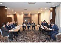 BAKKA Yönetim Kurulu Toplantısı Safranbolu'da yapıldı
