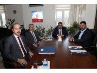 Aksaray'da OSB toplantısı yapıldı