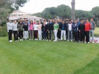 TGF Türkiye Golf Turu'nda 5. Ayak başlıyor