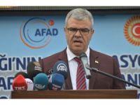 AK Parti Grubundan Halep'e yardım