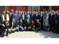 AK Partili Ataş Turgutlu'da konuştu
