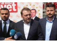 AK Parti Gençlik Kolları Genel Başkanı Melih Ecertaş üyelerine yapılan saldırıları kınadı