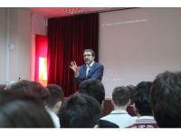 TED Üniversitesi Rektörü Karabük Koleji'ni ziyaret etti