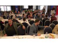 Başkan Karaosmanoğlu, Gebze basını ile buluştu
