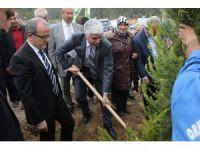15 Temmuz Şehidi adına hatıra ormanı