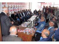 Milletvekili Erdoğan'a Arabanlılardan evet sözü