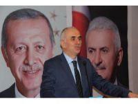 AK Parti Genel Başkan Yardımcısı Kaya Ereğli'de
