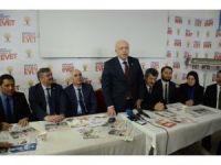 AK Parti Yerel Yönetimlerden Sorumlu Genel Başkan Yardımcısı Erol Kaya: