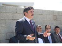 AK Parti'li Aktay Silopi'de köy ziyareti gerçekleştirdi