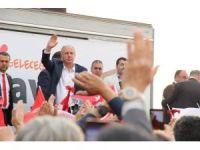 CHP'li Muharrem İnce İzmir'de